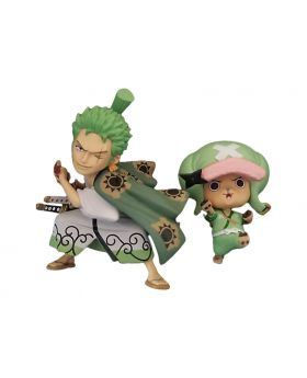 Weekly Shonen Jump Special Figurines World Collectible Figurine One Piece