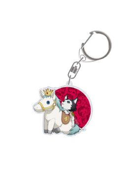 Kuroko No Basket White Suit Collection at Namja Town Acrylic Keychain Akashi Seijuro