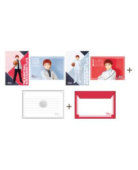 Kuroko No Basket White Suit Collection at Namja Town Message Set Akashi Seijuro