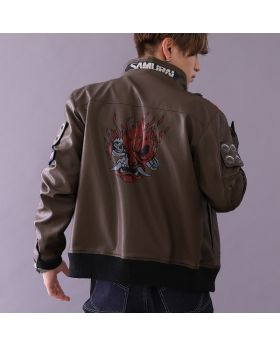 Cyberpunk 2077 x Super Groupies Collection Goods Jacket