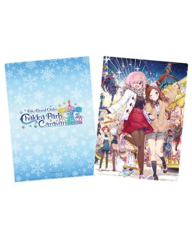 Fate/Grand Order Fes 2019 - 2020 Chaldea Park Goods Clear File