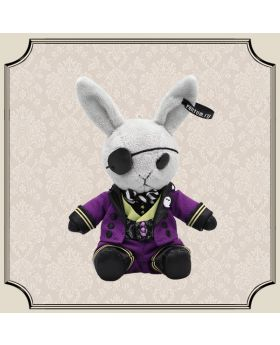 Kuroshitsuji Black Label Bitter Rabbit Mini Plush Ciel Phantomhive Hotel Ver.