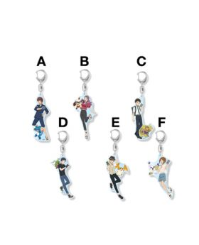 Digimon Adventure Limited Base Goods Acrylic Keychain Vol. 2.2