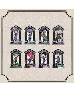 Kuroshitsuji Black Label Acrylic Keychain Stand Phantom Hotel Ver. BLIND PACKS