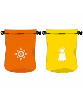 Digimon Adventure Limited Base Goods Water Resistant Pouch