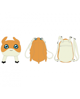 Digimon Adventure Limited Base Goods Backpack Patamon