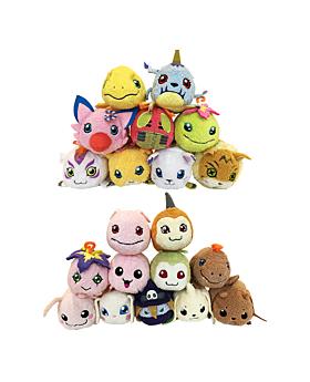 Digimon Adventure Limited Base Monster Tsum Plush