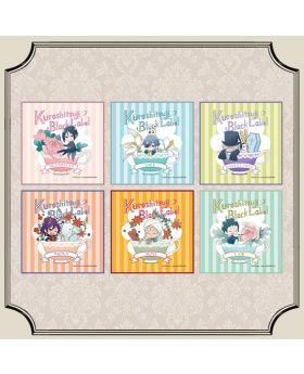 Kuroshitsuji Black Label Microfiber Cloth BLIND PACKS