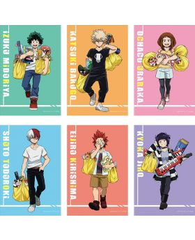 Boku No Hero Academia x Don Quihote Collab Goods Tapestry