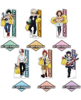Boku No Hero Academia x Don Quihote Collab Goods Acrylic Stands