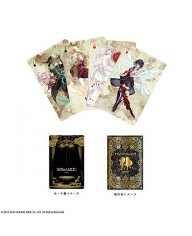 SINoALICE Square Enix Playing Cards