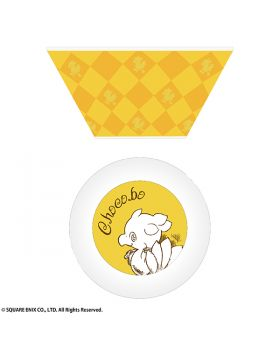 Final Fantasy Square Enix Official Cereal Bowl Chocobo