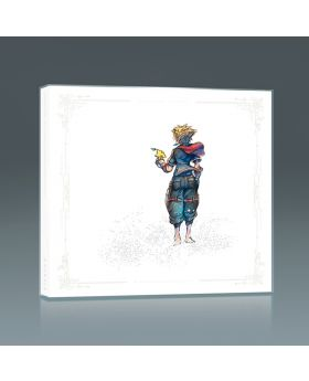 Kingdom Hearts 3 Limited Edition Soundtrack Set with Special Square Enix Exclusive Sticker