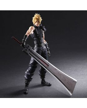 Final Fantasy VII Remake PLAY ARTS Figurine Cloud Strife Version 2 TGS2020 Limited