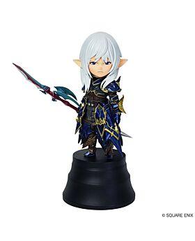 Final Fantasy XIV Fan Festival 2021 Square Enix Goods Minion Figurine Estinien