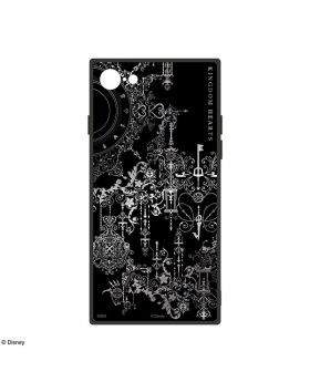 Kingdom Hearts Square Enix Exclusive iPhone 7/8 Case KH3 Keyblade Symbols