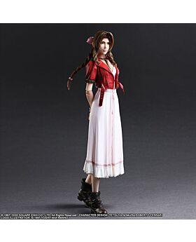 Final Fantasy VII Remake PLAY ARTS Figurine Aerith Gainsborough