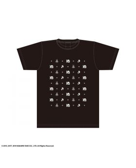 NieR Theatrical Orchestra 12020 Square Enix Goods T-Shirt Many