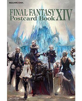 Final Fantasy XIV Square Enix Goods Postcard Book