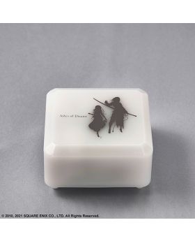 NieR Replicant ver.1.22474487139... Square Enix Official Music Box Ashes of Dreams