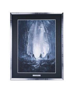 NieR Series Square Enix Limited Edition Framed Art