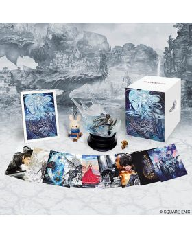 Final Fantasy XIV Endwalker Square Enix Goods Collector's Edition Items ONLY