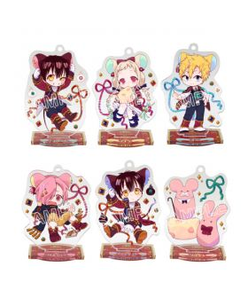 Toilet Bound Hanako-kun Square Enix Goods Mouse Acrylic Keychain Stand BLIND PACKS