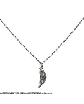 Dragon Quest Square Enix Silver Sterling Necklace Chimaera Wing