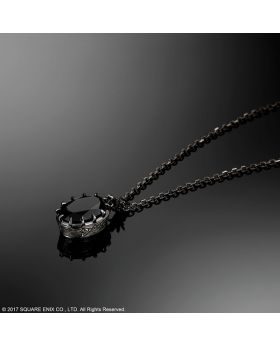 NieR Automata Square Enix Silver Necklace 2B