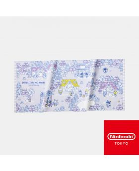 Animal Crossing Nintendo Store Limited Goods Long Face Towel Winter Ver.