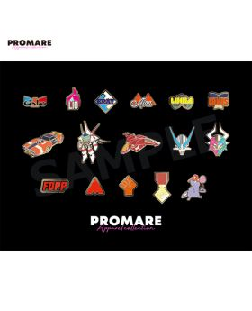 PROMARE Aniplex+ Limited Edition Goods Pin Badge Collection BLIND PACKS SECOND RESERVATION