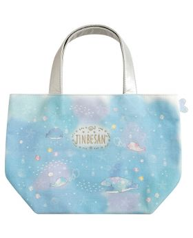 Jinbei-san Pearl Dolphin Edition Tote Bag