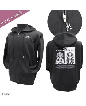 Kingdom Hearts Melody Of Memory Cafe Square Enix Cafe Limited Sweater