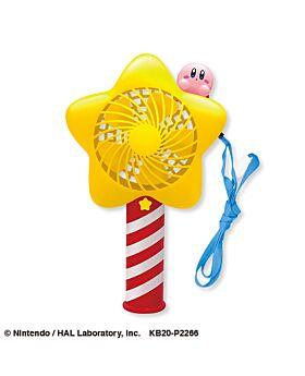 Kirby Prize Item Star Rod Handheld Mini Fan