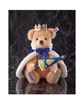 Fate/Stay Night 15th Celebration Limited Steiff Teddy Bear Saber