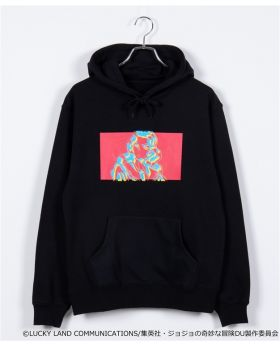 JoJo's Bizarre Adventure Diamond Is Unbreakable x WEGO Hoodie Design 3