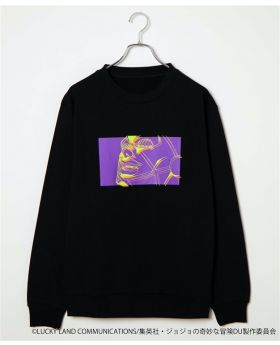 JoJo's Bizarre Adventure Diamond Is Unbreakable x WEGO Sweater Design 4