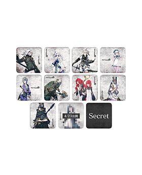 NieR Replicant ver.1.22474487139... Square Enix Cafe Coaster BLIND PACKS