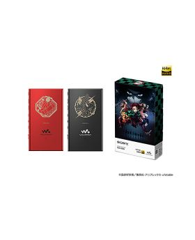 Kimetsu No Yaiba Sony NW-A105 Walkman A Series MP3 Player