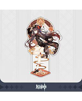 Genshin Impact miHoYo Acrylic Stands Li Yue Harbor Hu Tao