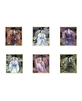 Mo Dao Zu Shi Tianwen Kadokawa Official Goods Illustration Boards