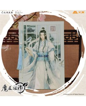 Mo Dao Zu Shi Aimon Official Goods Tassle Notebooks Lan Wangji