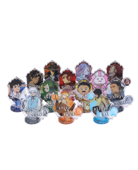 The Promised Neverland Exhibition Goods Acrylic Stand Collection BLIND PACKS