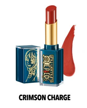 One Piece x Shu Uemura Collection Rouge Unlimited Amplified Matte Crimson Charge