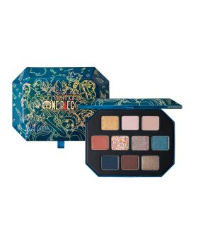 One Piece x Shu Uemura Collection Wanted Treasure Box Eyeshadow Palette Grand Line