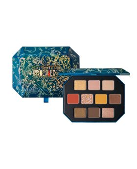 One Piece x Shu Uemura Collection Wanted Treasure Box Eyeshadow Palette Thousand Sunny