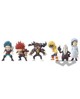 Boku No Hero Academia Banpresto WCF Figurine Vol. 7 Set