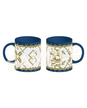 Fate/Grand Order Winter Carnival 2021 Online Goods Mug Blue