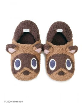 Animal Crossing x Gelato Pique Collab House Slippers for Men