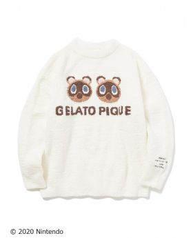 Animal Crossing x Gelato Pique Collab Sweater Timmy and Tommy